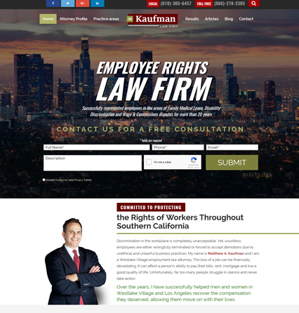 kaufman Law Firm