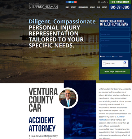 Ventura Injury law Firm